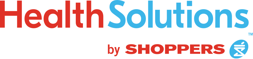Shoppers Drug Mart Health Solutions logo
